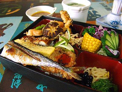台中平価美食‧林園日本料理